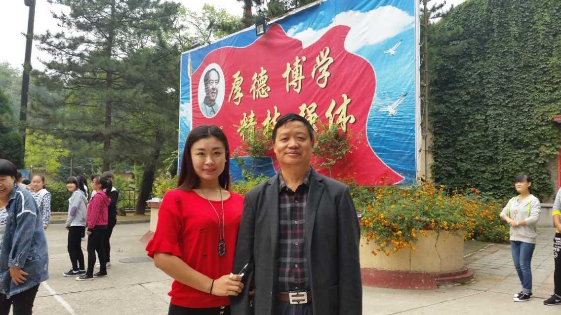 就业于忻州市二人台剧团的跳舞演员杜美烨